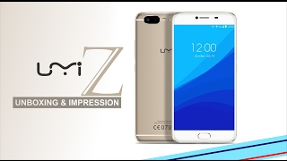 Umi Z   Unboxing, Benchmark and Impression