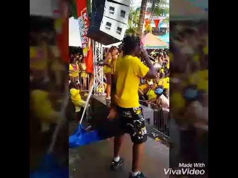 Edday Show BreakFast fete Dominica 2017