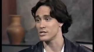 Brandon Lee interview (Australia 1992)