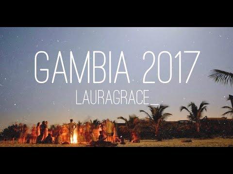 GoPro HERO 5 | Gambia 2017 | Newman University | BFIG