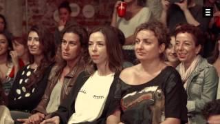 Kolektif Talks | Nil Karaibrahimgil - Mutlu olduğu yeri keşfetme süreci