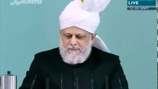 (English) Friday Sermon 6th May 2011 - Islam Ahmadiyya