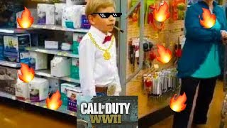 Walmart Yodeling Kid Remix Call of Duty Montage