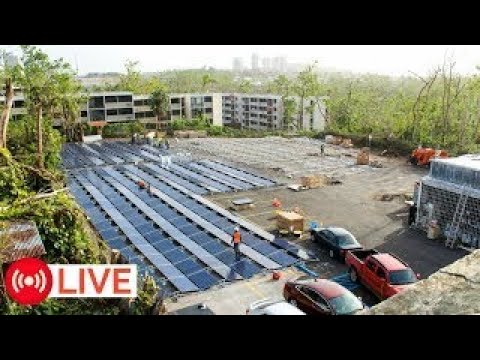 Tesla Puerto Rico Story Getting Interesting and New Boring Tunnels! Teslanomics Live Oct 3