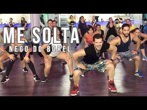 Me Solta - Nego Do Borel by Cesar James Zumba Cardio Extremo Cancun