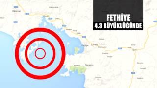 Antalya, Tunceli, Şanlıurfa ve Hatay'da Deprem!