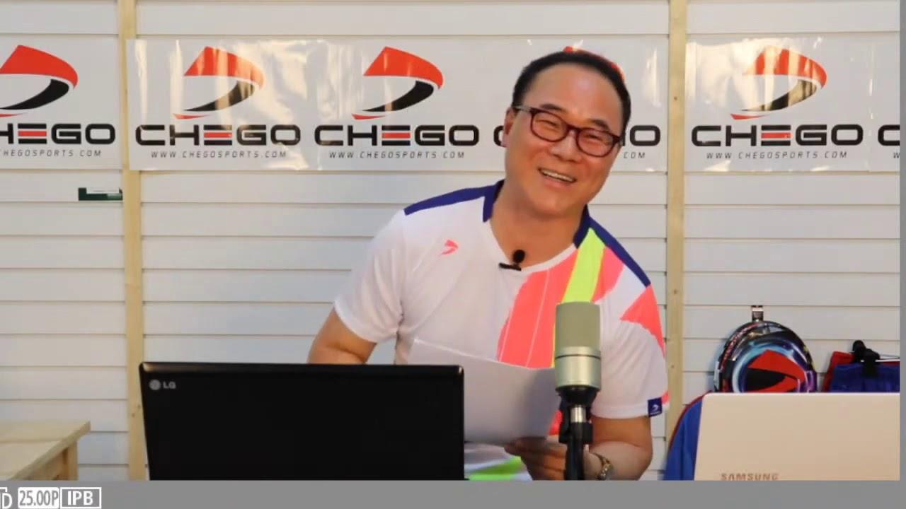 "Chego Badminton 주식회사 최고!! ""창고대방출""  6월 24일 라이브방송!!!"