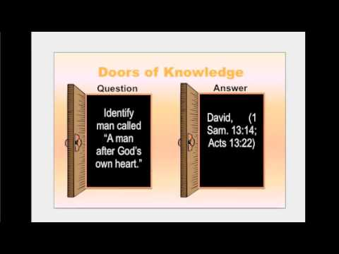 Bible Game - Bible Knowledge 1