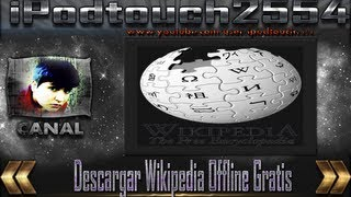 "Descargar  Wikipedia Offline Gratis ""KIWIX"" (para usarla sin Internet)"