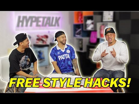 How to up your style for FREE! We share our style hacks! thumbnail