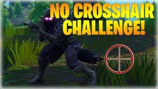 Fortnite - No Crosshair Bug (PS4)