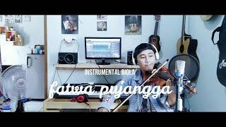 instrumental biola acoustic fatwa pujangga By Baiim Biola