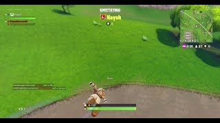 Rare Fortnite Glitch Nabs Me A Close Victory Royale(Almost)!~!