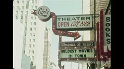 WFAA Story on Adult Movie Theaters in Fort Worth - June 1974