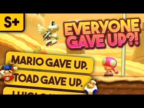 GIVE UP vs The World's Worst Gamer! from YouTube · Duration:  13 minutes 56 seconds