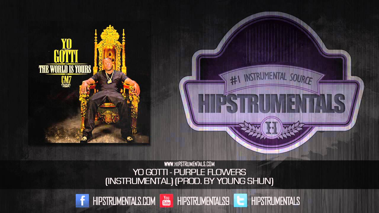 Yo Gotti Purple Flowers Instrumental Prod By Young Shun Link
