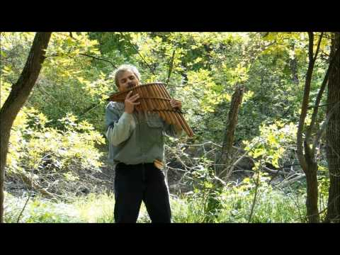 Outdoor Panflute Concert 2 (Birds, Home Home Home, El Condor Pasa, To a Wild Rose and others)