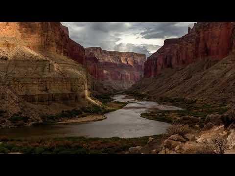 Nos vamos a ver tormentas y un extraordinario cielo nocturno, con la vía láctea incluída, al Gran Cañón del Colorado.