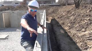 How To Build A House: Basement Walls. Ep 24