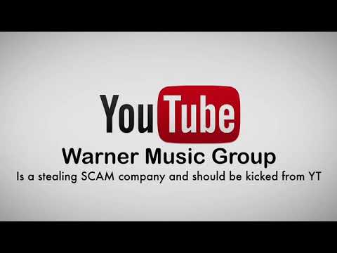 WMG Warner Music Thieving Group SCAM revealed / March 2019 Mp3