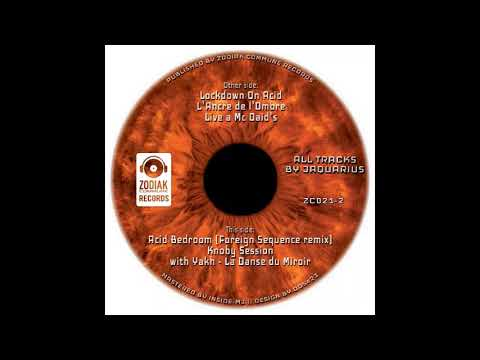 ZC021-2 Jaquarius & Yakh &  Foreign Sequence - Orange Eye EP Part 2 - Zodiak Commune Records