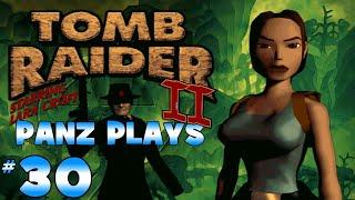Panz Plays Tomb Raider    30