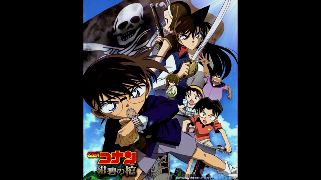 Download Film Detective Conan Movie 11 Jolly Roger in the