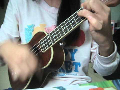 kaze ni naru ukulele cover ~~