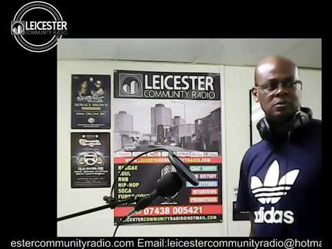 D CRIME live on www leicestercommunityradio com