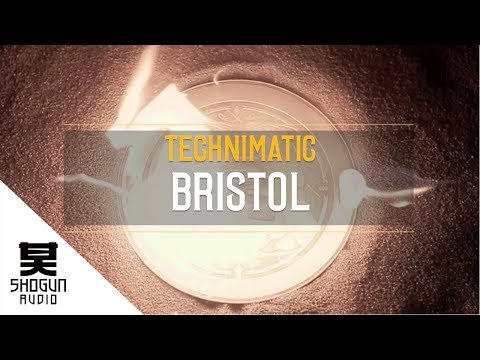 Technimatic - Bristol - Way Of The Warrior 2 - Shogun Audio