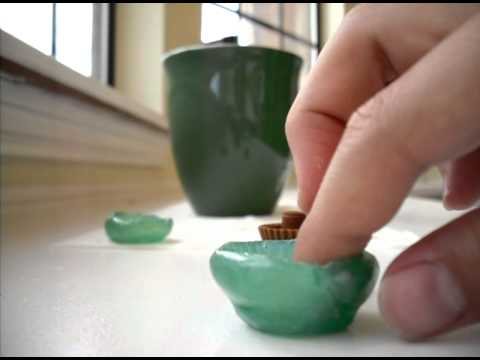 How to make Flexible Resin and Polymer clay molds Cheap