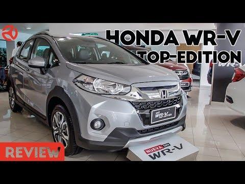 HONDA WR-V: Cómoda, compacta y con buen estilo   TODOAutos.pe