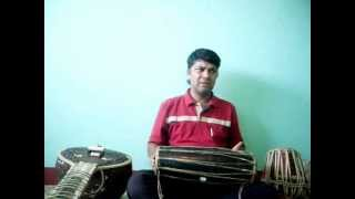 Learn Basic Madal and Tabla form Tutor Instructor Parsuram Poudel.