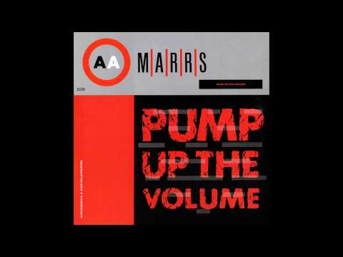 MARRS - Pump Up The Volume (US 12'') (1987) FLAC