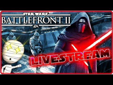 Star Wars Battlefront 2 🔴 Fette Multiplayer Action mit Funky & Sayr! - PS4 Livestream