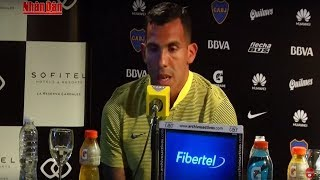 Tin Thể Thao 24h Hôm Nay (7h - 10/1): Thất bại tại Trung Quốc, Carlos Tevez trở lại Boca Juniors