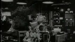 KING OF THE ROCKET MEN (1949) - Republic Serial Opening Credits - Tristram Coffin, Mae Clarke