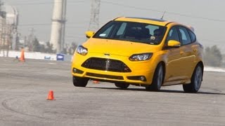 2013 Ford Focus ST | Track Tested | Edmunds.com