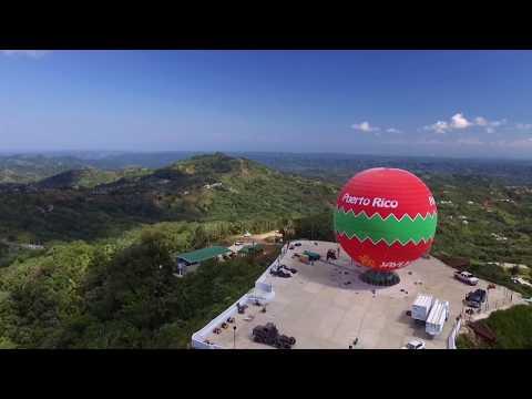 Jayuya Balloon - Puerto Rico