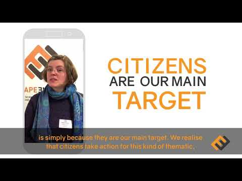 CITY WORKSHOP IN BRUSSELS: feedback from participants (French w/English subtitles)