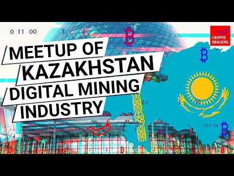 Майнинг в Казахстане | Meetup of Kazakhstan Digital Mining Industry