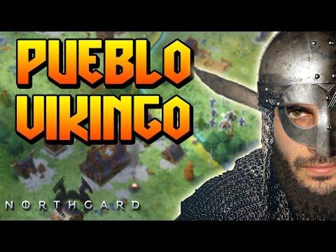 MI PUEBLO VIKINGO | Northgard - gameplay español [KraoESP]