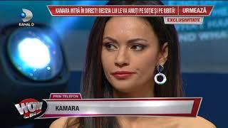 WOWBIZ (07.02.2018) - Kamara si-a iesit din minti! Ce acuze a facut la dresa fostei sotii? Partea II