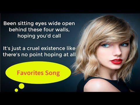 Zayn Malik - I Don't wanna Live Forever Lyrics...