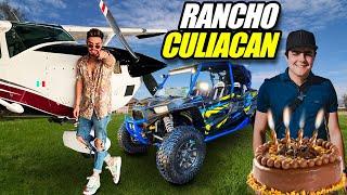 EL RANCHO EXCENTRICO DE CULIACAN 🤠 CUMPLEAÑOS DE MARKITOS TOYS!