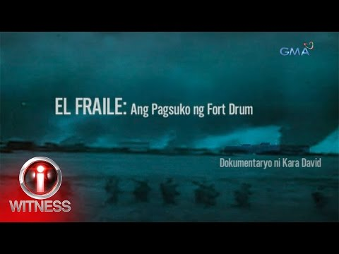 I-Witness: 'El Fraile: Ang Pagsuko ng Fort Drum,' dokumentaryo ni Kara David (full episode)