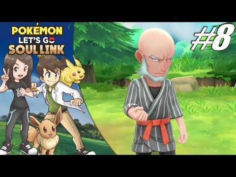 Risky play that didn't pay off | Pokémon Let's Go SOUL LINK #8