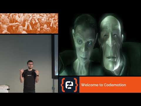 Blender: the open source film production pipeline - Francesco Siddi - Codemotion Milan 2017