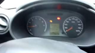 видео Контрольная лампа неисправности двигателя. Пропуски зажигания???
