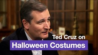 Ted Cruz Talks Family's Halloween Costumes